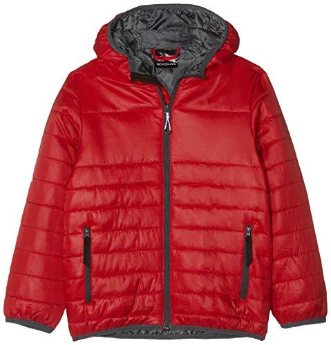 Regatta Stormforce Jacke für Jungen 5-6 Jahre Rot (Classic Red)