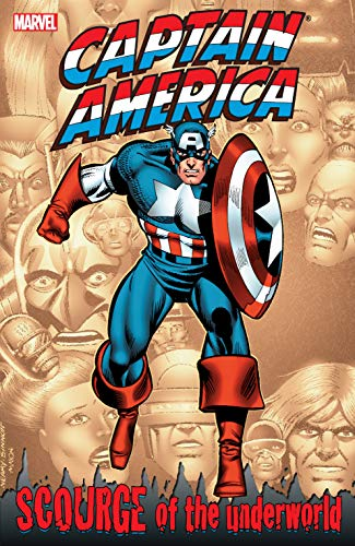 Captain America: Scourge Of The Underworld (USAgent (1993)) (English Edition)