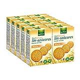 Gullón - Galleta María sin azúcar Diet Nature 2 paquetes [PACK 10 uds] Total: 4kg