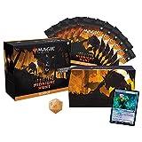 Magic the Gathering Innistrad: Mitternachtsjagd Bundle, 8 Set-Booster & Zubehör (Englische Version)