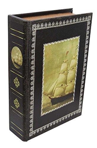 Armadietti Portachiavi Nave a Vela armadietto Chiave Stile Antico Nave