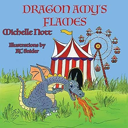 Dragon Amy's Flames