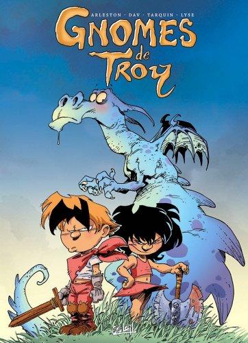 Gnomes de Troy T01 : Humour Rural