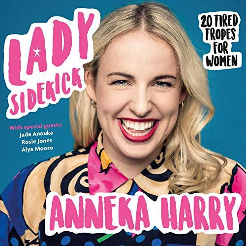 Lady Sidekick Titelbild