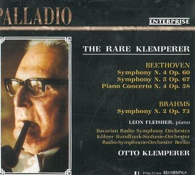 Sinfonia n.4 op 60 in SI (1806) Sinfonia n.5 op 67 in do (1807) Concerto per piano n.4 op 58 in SOL (1805 6)