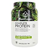 PlantFusion - Complete Plant Protein Natural - no Stevia - 1.85 Pound