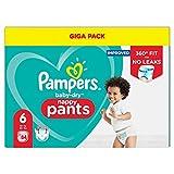 foto Pampers Baby-Dry 81681816 pañal desechable Niño/niña 6 84 pieza(s) - Pañales desechables (Niño/niña, Pant diaper, 15 kg, Multicolor, 12 h, Alemania)