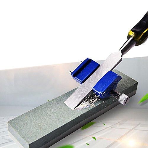 Hete verkoop Gift Metalen Zijklem Vaste Hoek Honing Gids voor Houten Schaafmachine Blade Changlesu