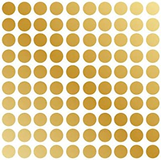 Polka Dot Wall Decal Nursery Kids Room Peel and Stick Removable Sticker Circle Pattern Decor #1326 (2