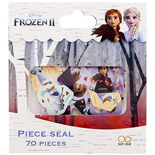 サンスター文具 ディズニー ピースシール アナと雪の女王2 3D S8580669