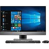 Dell OptiPlex 27 7770 All-in-One 2TB SSD 2TB HD 64GB RAM (Intel Core i9-9900 Processor Turbo Boost to 5.00GHz, 64 GB RAM, 2 TB SSD + 2 TB HD, 27-inch FullHD IPS, Win 10 Pro) PC Computer Desktop