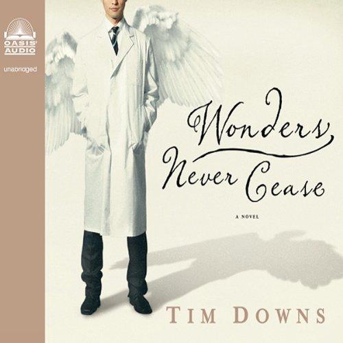 Wonders Never Cease audiobook cover art