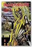 Iron Maiden - Killers Poster Drucken (60,96 x 91,44 cm)