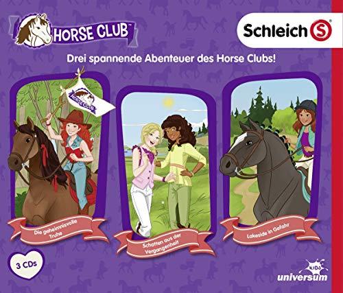 Schleich-Horse Club Hörspielbox 1