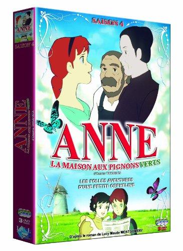 Anne la Maison aux pignons Verts, Saison 4
