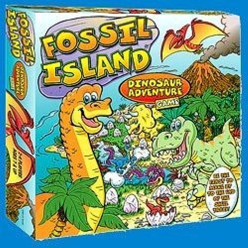 Weiß Sand Spiele 10101 Fossil Insel Brettspiel