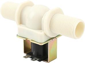 DC12V G3/4 Elektrische Magneetklep Normaal Gesloten Messing Magneetklep Algemene Waterinlaatcontroller Industriële Besturi...