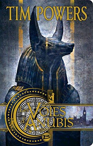 Les Voies d'Anubis (Steampunk)