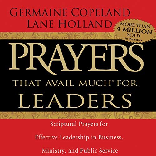 Prayers That Avail Much for Leaders  By  cover art