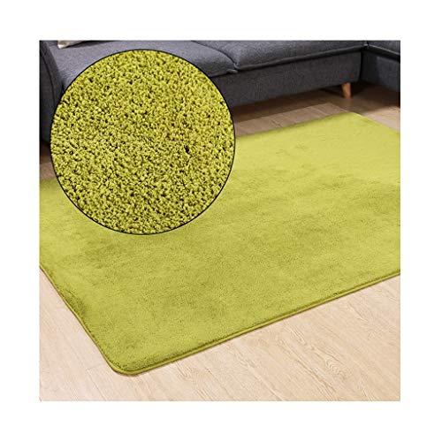 CAIM effen tapijt, tafelloper, geschikt voor slaapkamer, nachtkastje, salontafel, woonkamer, garderobe