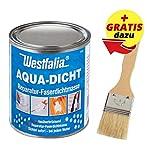 Aqua Dicht 'Transparent' + GRATIS dazu 1 Pinsel