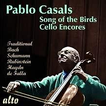 Song Of The Birds' More Cello Encores