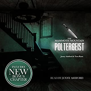 The Mammoth Mountain Poltergeist audiobook cover art
