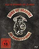 Sons of Anarchy - Complete Box [Alemania] [Blu-ray]