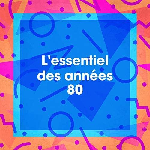 Variété Française, Les tubes du nouvel an, Compilation Années 80