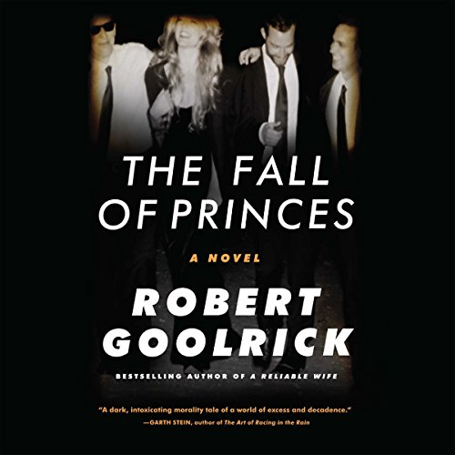 Fall of Princes audiobook cover art