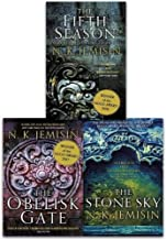 Broken Earth Trilogy Collection 3 Books Set By N. K. Jemisin (The Fifth Season, The Obelisk Gate, The Stone Sky)