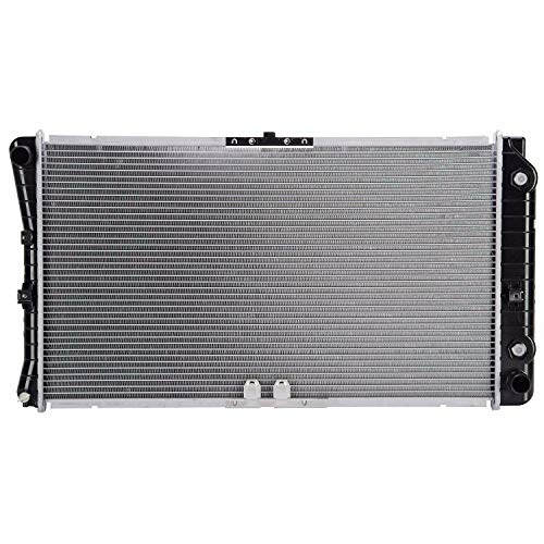 Klimoto Radiator | fits Buick Roadmaster Cadillac Fleetwood Chevrolet Caprice Impala 4.3L 5.7L V8 | Replaces GM3010149 GM3010151 52467761 52470704
