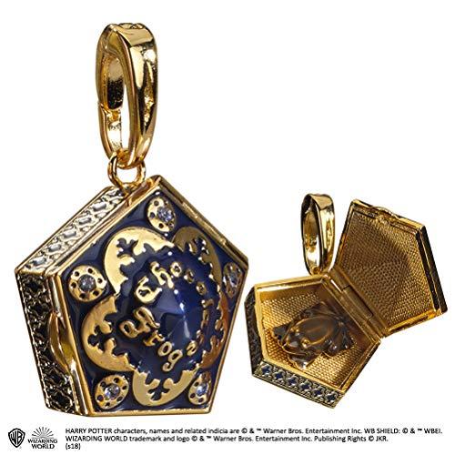 The Noble Collection Lumos Charm: Rana de Chocolate