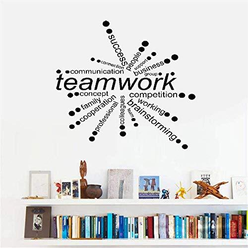 wandaufkleber baby sprüche Teamwork Office-Geschäft