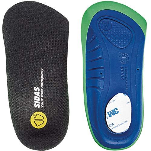 Sidas Comfort 1/2 3D Insoles/Sports Various Colours (Multi-Colour),44 EU