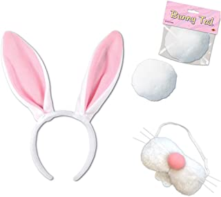 Bunny Rabbit Costume Accessories Bundled by Be Blessed Enterprises