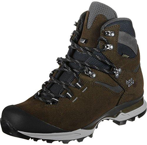 Hanwag Tatra Light GTX Backpacking Boots - Men's, Brown/Anthracite, Medium, 7.5 H202500-56011-7.5