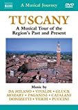 Naxos Scenic Musical Journeys Tuscany A Musical Tour of the Region's Past and Present -  DVD, Adriano