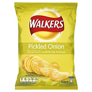 Walkers Crisp Pickled Onion 32.5g Bags (Box of 32) (B003TCZK74) | Amazon price tracker / tracking, Amazon price history charts, Amazon price watches, Amazon price drop alerts