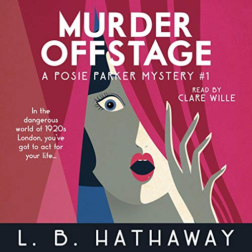 Murder Offstage  By  cover art