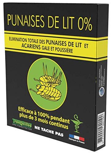 100% sichere Bettwanzen- und Milben-Falle
