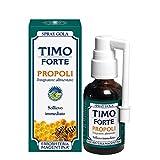 Erboristeria Magentina - Spray Gola TIMO Forte con PROPOLI 30ml - Sollievo Immediato