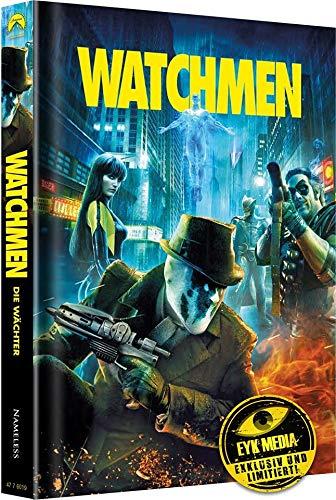 Watchmen - Ultimate Cut - Limited Uncut Mediabook - Cover A