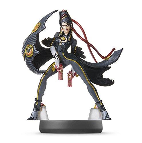 Nintendo Amiibo Beyonetta 2P Fighter (Smash Brothers series) Japan Import
