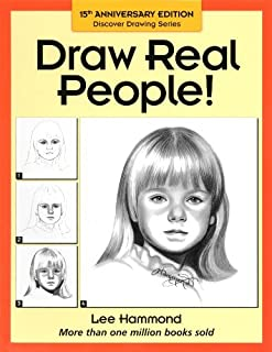 Draw Real People! by Lee Hammond (2001-03-01)