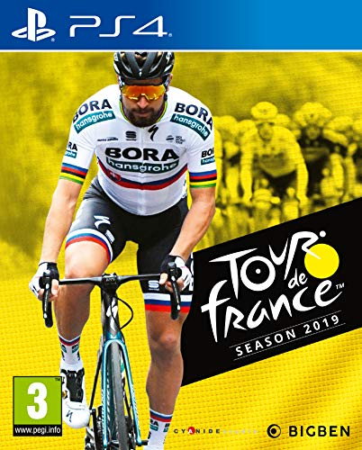 Tour De France: Season 2019 - PlayStation 4 - PlayStation 4 [Edizione: Regno Unito]