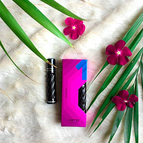 Arochem FLORAL (NO.1) Roll on Pure Perfume No Alcohol - 3 ml