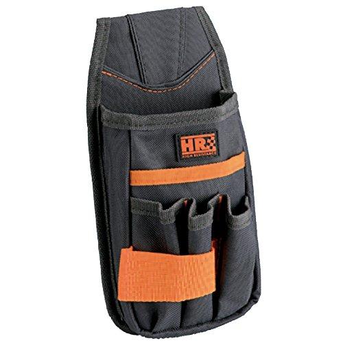 HR 171110 171110-Bolsa de Nylon para cinturón con Clip metálico