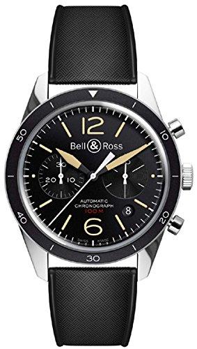 Bell and Ross BR126 SPORT HERITAGE - Orologio da polso da uomo