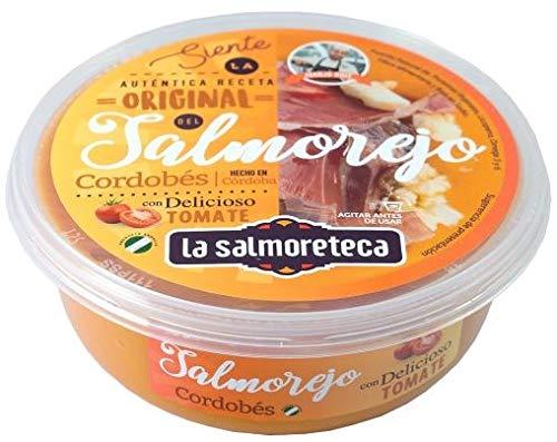 LA SALMORETECA. SALMOREJO TRADICIONAL CORDOBÉS TARRINA 250 G